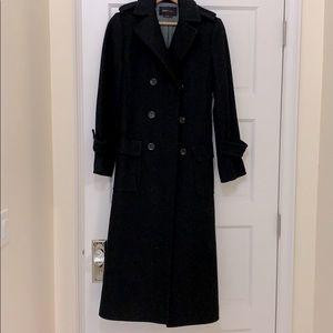Woman's wool coat